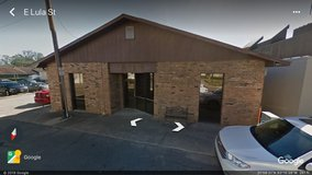 FOR RENT 1100 sq ft office building !! Full kitchen and bathroom downtown leesville in Leesville, Louisiana