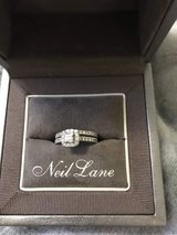Neil Lane engagement and wedding ring set in Hinesville, Georgia