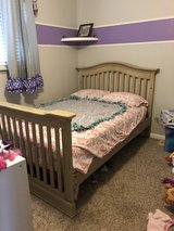 Girls Full Size bed in Travis AFB, California