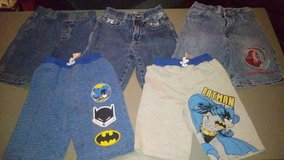 Boys size 6 shorts lot in Spring, Texas