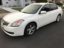 2008 Nissan Altima in Vacaville, California