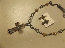 NECKLACE CROSS SET in Bellaire, Texas