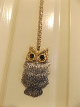 OWL NECKLACE in Bellaire, Texas