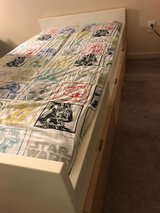 Ikea Twin Bed Frame with Storage in Travis AFB, California