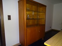 schrank cabinet from the 1950/60thys, Germany, wood. strong old quality in Ramstein, Germany