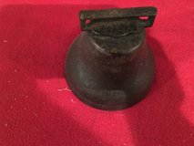 Cow bell antique in Ramstein, Germany