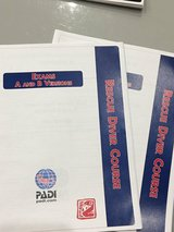 PADI Rescue Diver Final exams (english) in Okinawa, Japan