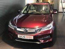 2016 Honda Accord Touring - Just arrived in Stuttgart, GE