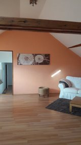 very nice apartment roof studio in 54636 Bickendorf only 13 minutes from Spangdahlem in Spangdahlem, Germany