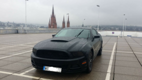 2014 Ford Mustang V6 3.7L/305-hp in Wiesbaden, GE