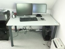 Large Commercial Quality Office Table/Desk in Ramstein, Germany