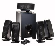 **REDUCED** Electronics & Computers Logitech X-540 5.1 Surround Sound Speaker System with Subwoofer in Warner Robins, Georgia