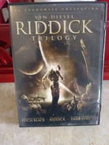 THE. Chronicles of RIDDICK Dvd SET in Travis AFB, California