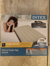 Twin Deluxe High Air bed NIB in Ramstein, Germany