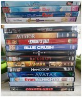 16 Various Assorted FAMILY DVDS in Travis AFB, California