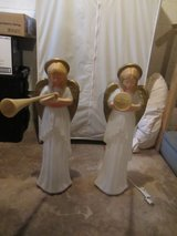 Holiday Decor Angels in Beaufort, South Carolina