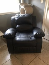 black recliner in Warner Robins, Georgia