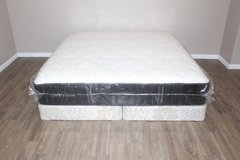 King size mattress- stearns and foster(Rockwood Model) in Tomball, Texas