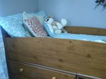 low loft bed excellent condition in Leesville, Louisiana