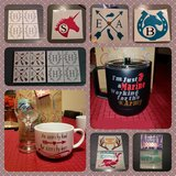 Personalized coasters, glasses and mugs, vinyl stickers, and more! in Clarksville, Tennessee