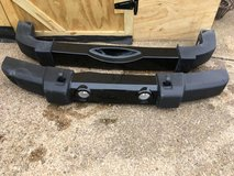2007 Jeep Wrangler bumpers in Fort Leonard Wood, Missouri