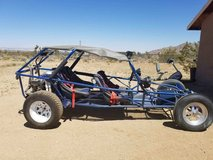 Dune buggy in Yucca Valley, California