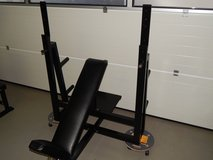REDUCED - Professional Incline bench press in Stuttgart, GE