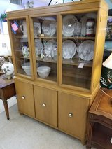 Mid-century Modern Dish Hutch #1326-1471 in Camp Lejeune, North Carolina