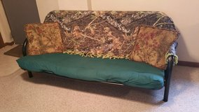 Futon couch in Fort Leonard Wood, Missouri
