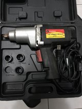 Electric impact wrench in Ramstein, Germany