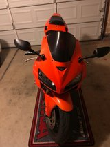 2006 Honda CBR600RR in Camp Pendleton, California