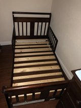 Toddler Bed in Kingwood, Texas
