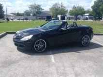 2008 Mercedes Benz SLK 280 Roadster Convertible in Pearland, Texas