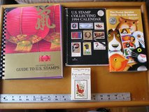 US POSTAGE STAMP BOOKS  AND CARDS in Aurora, Illinois