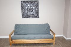 Futon in excellent condition(mattress Included) in Spring, Texas