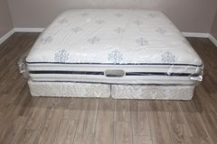 King size Simmons Beautyrest Mattress- Recharge Brentford Model in Tomball, Texas