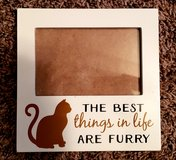 Cat Photo Frame in Clarksville, Tennessee