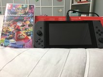 Nintendo Switch and MarioKart deluxe in St. Charles, Illinois