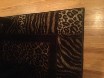 6 x 10 leopard rug in Algonquin, Illinois