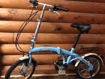 new folding bike in Fort Hood, Texas