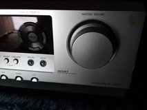 Onkyo  stereo receiver in St. Charles, Illinois