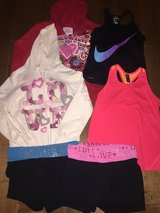 Girl's Sz 10-12 Hoodies & Tanks Lot in Spring, Texas
