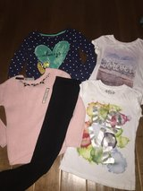 Girl's Sz 10-12 Sweater, Leggings Love & Hearts Lot in Spring, Texas