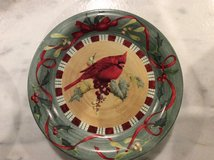4 Lenox Christmas Plates in Conroe, Texas