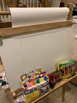 art easel- chalkboard- wipeboard in Oswego, Illinois