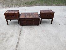 Coffee Table And End Tables! in Warner Robins, Georgia