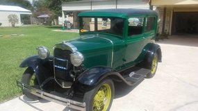 1930 MODEL A, 2 DOOR in Cleveland, Texas