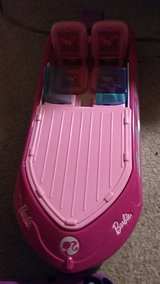 barbie speed boat in Yorkville, Illinois