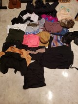 Small/med women clothes lot in Okinawa, Japan