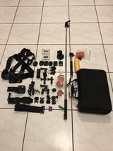 GoPro Hero Accesories + 32GB sim in Ramstein, Germany